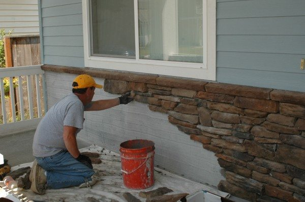 Stone Accents | Hometown Exterior Designs - Portland, OR & Vancouver, WA